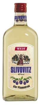 Slivovitz 40%vol 0,7l