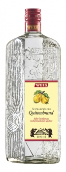 Quittenbrand 40%vol 0,7l