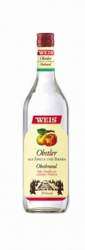 Obstwasser/Obstbrand 38%vol 1,0l